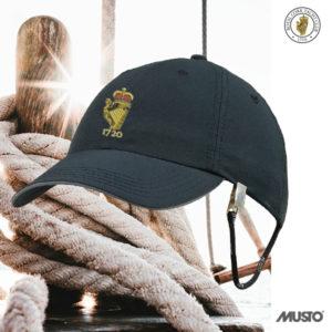 RCYC Musto Fast-dry Crew Cap Navy