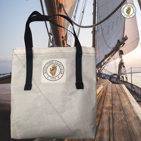 RCYC Sail-cloth Tote Bag