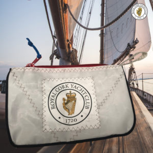 RCYC Sail-cloth Wash Bag