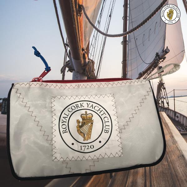 RCYC Sail-cloth Wash Bag