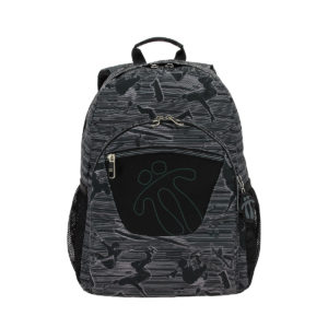 SK8 Totto School Backpack Acuareles