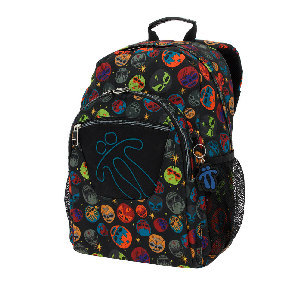 StarHeroes Totto School Backpack Acuareles 3