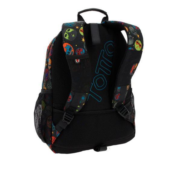 StarHeroes Totto School Backpack Acuareles 4