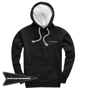 McWilliam Original Dusty Black Hoodie