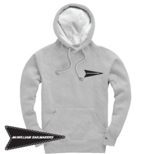McWilliam Original Heather Grey Hoodie