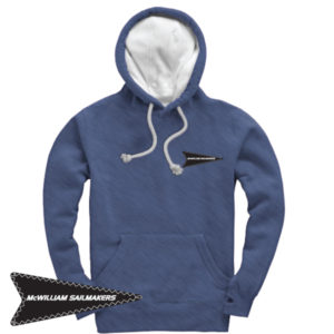 McWilliam Original Heather Navy Hoodie