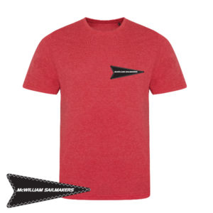 McWilliams Original Heather Red T-Shirt