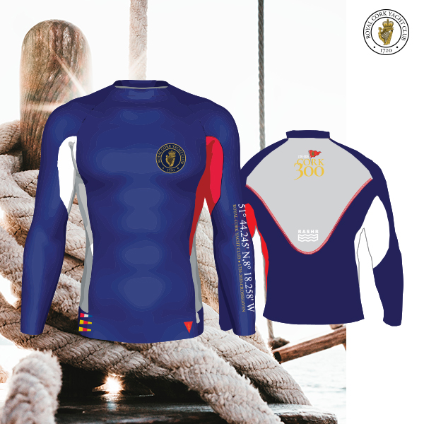 RCYC Special Edition Cork 300 RashR Vest