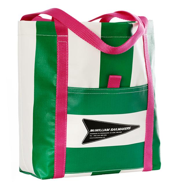 McWilliam Tote Green Bag