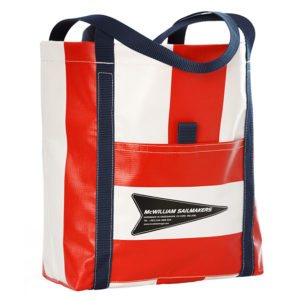 McWilliam Tote Red Bag