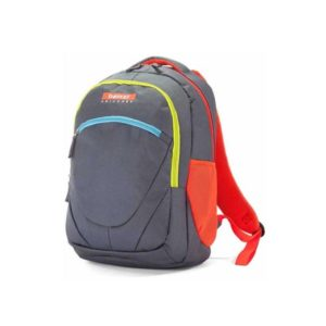 Benzi Grey School Backpack