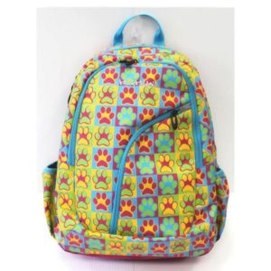 Highland Paws School Backpack