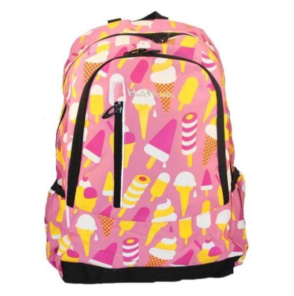 Highland Pink Ice-Cream School Backpack