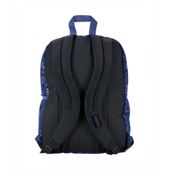 Jansport Purple Big Student BackPack
