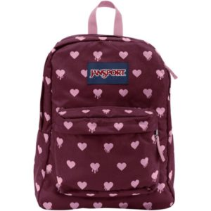 Jansport Bleeding Heart Big Student BackPack
