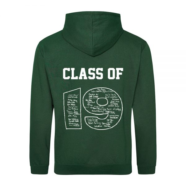 School Leaver Hoodies - Ireland